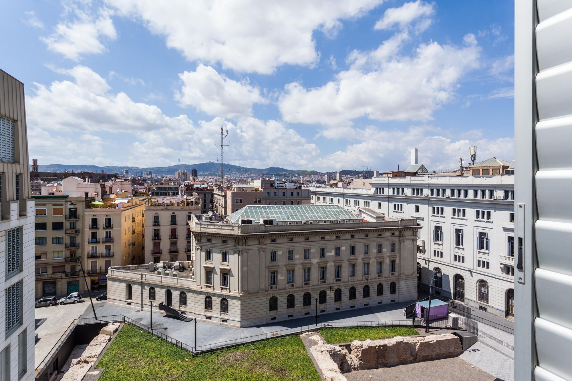 Piso en el puerto de barcelona my house barcelona - Permiso obras piso barcelona ...